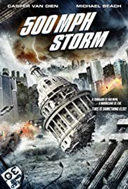 500 MPH Storm Poster