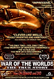 War of the Worlds the True Story Poster