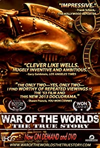 Primary photo for War of the Worlds the True Story