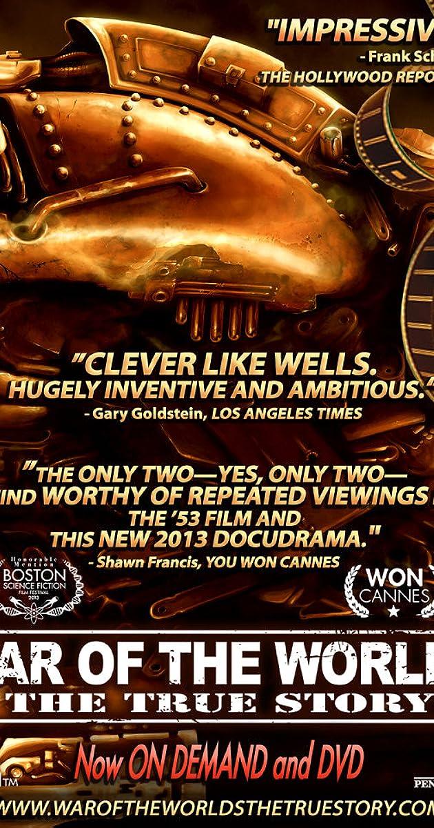 War Of The Worlds The True Story 2012 Imdb