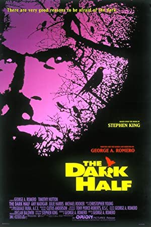 poster for The Dark Half