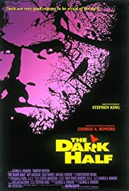 The Dark Half (1993) Poster - Movie Forum, Cast, Reviews