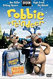 Robbie the Reindeer in Legend of the Lost Tribe Poster