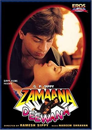 Robin Bhatt (screenplay) Zamaana Deewana Movie