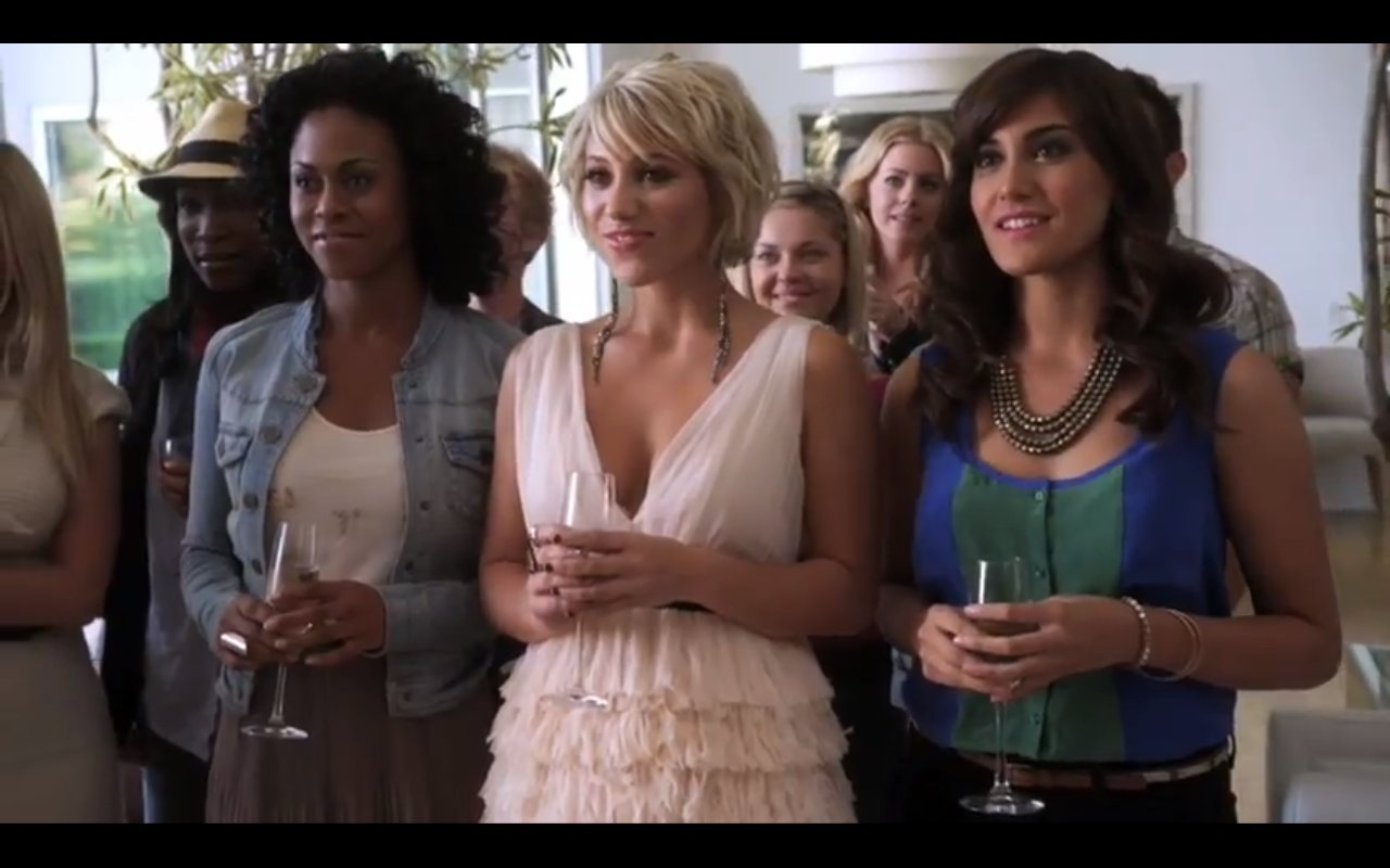 Talent, Season 2, Episode 5:  Harper's Debut Party