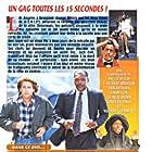 Whoopi Goldberg, Samuel L. Jackson, Charlie Sheen, and Emilio Estevez in Loaded Weapon 1 (1993)