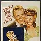 Jane Frazee and William Marshall in Calendar Girl (1947)