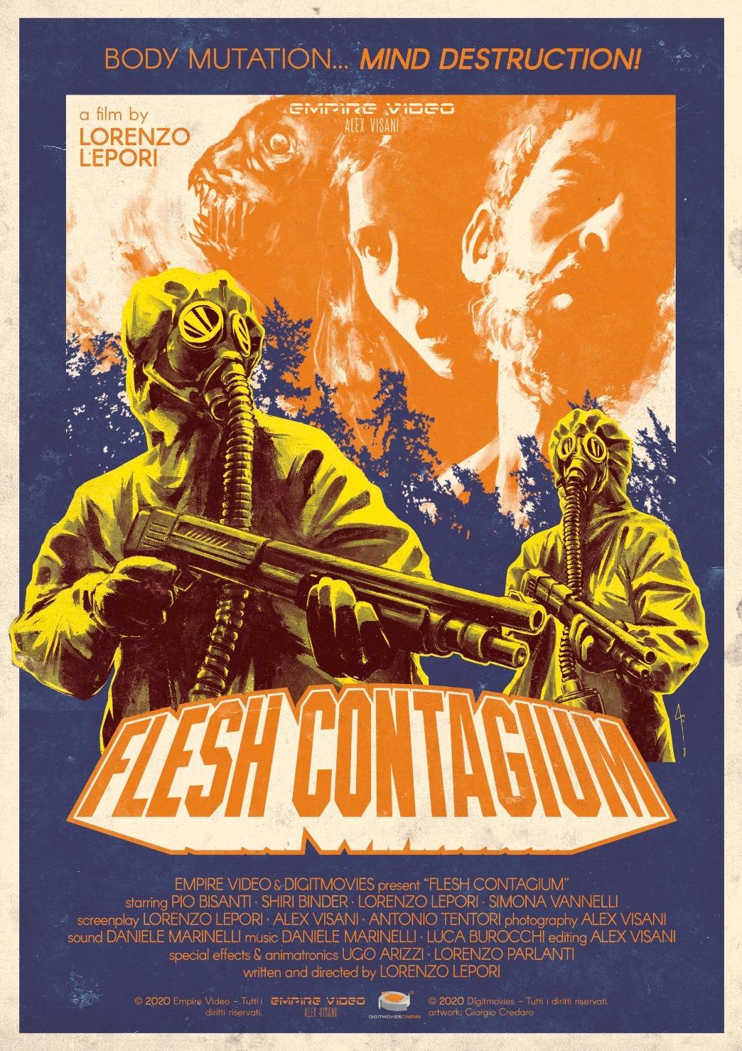 Flesh Contagium (2020) - IMDb