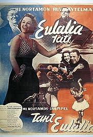 Eulalia-täti Poster