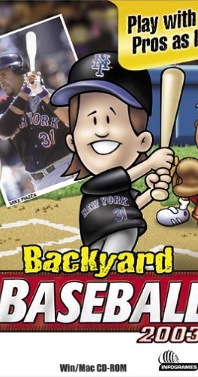 Backyard Baseball (2003) - Backyard Baseball (Video Game 2003) - IMDb