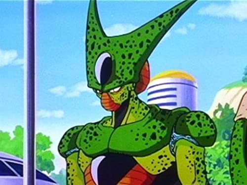 Dragon Ball Z - Cell