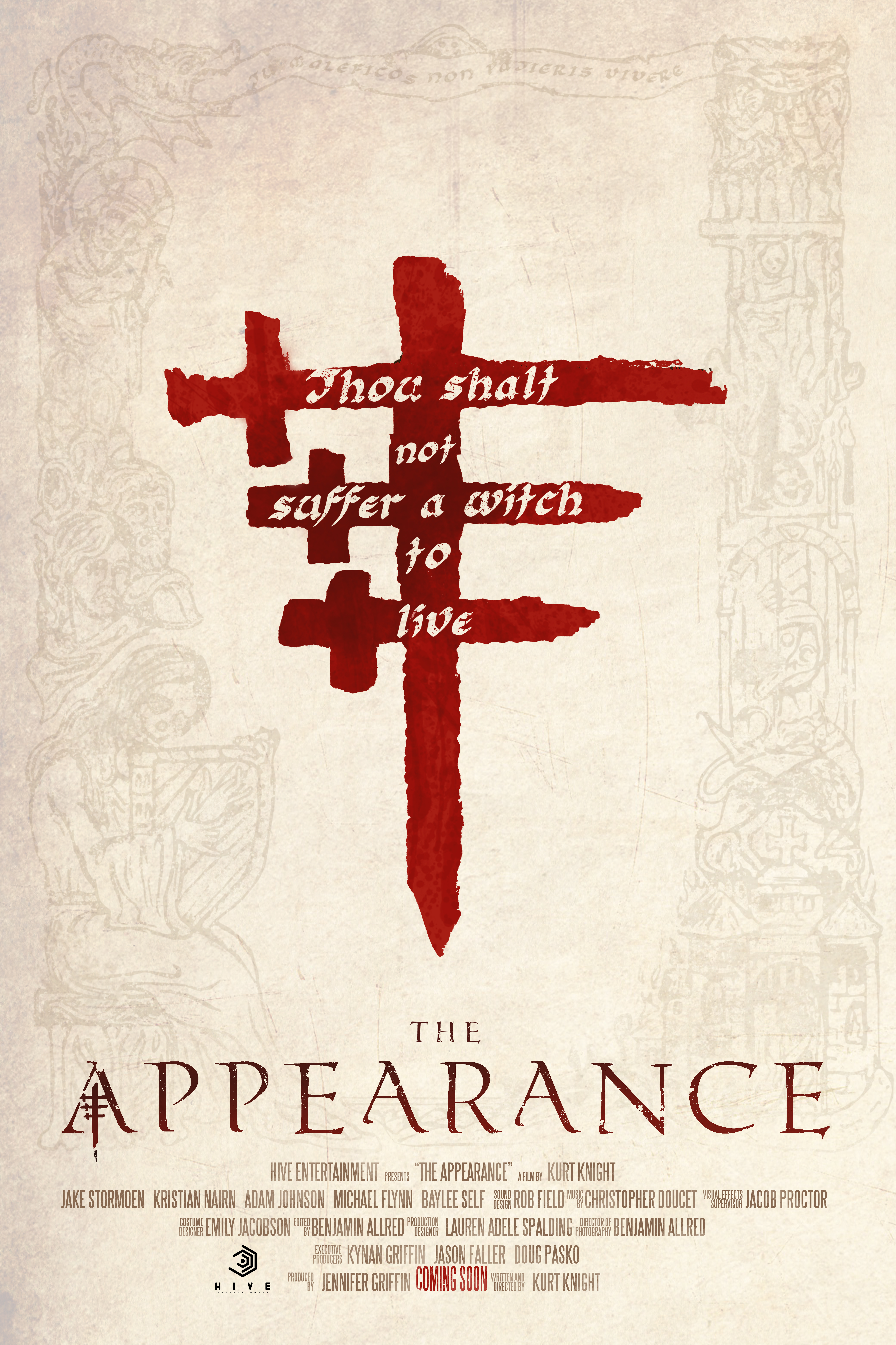 The Appearance (2018) WEBRip 720p