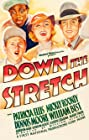 Down the Stretch (1936) Poster
