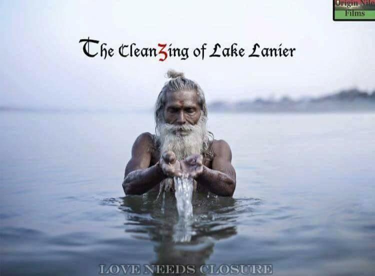 The Cleanzing of Lake Lanier 2017