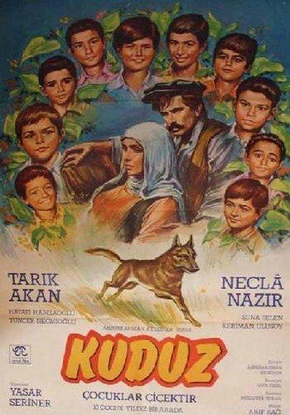 Çocuklar çiçektir: Kuduz ((1983))
