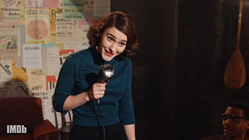 Rachel Brosnahan: More Than Just Mrs. Maisel