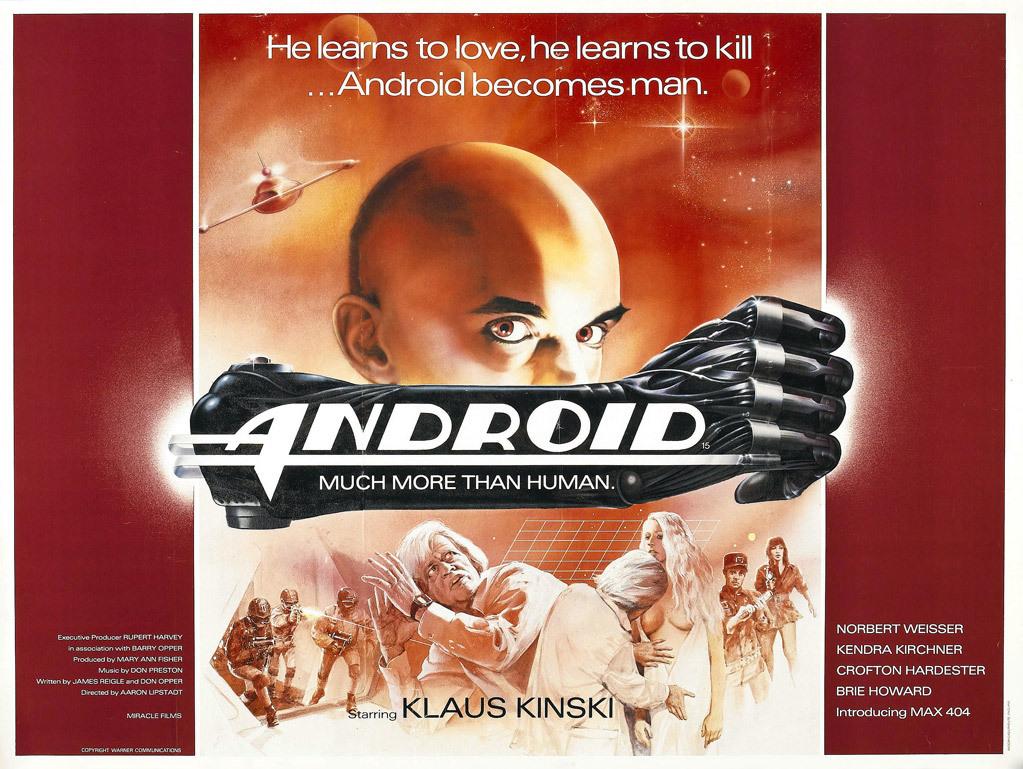 Android 1982 Photo Gallery Imdb