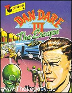 Best sites for downloading old movies Dan Dare III: The Escape by [WEBRip]