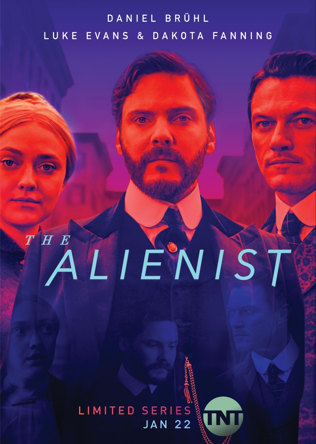 The Alienist Angel Of Darkness Tv Series 2018 2020 Imdb