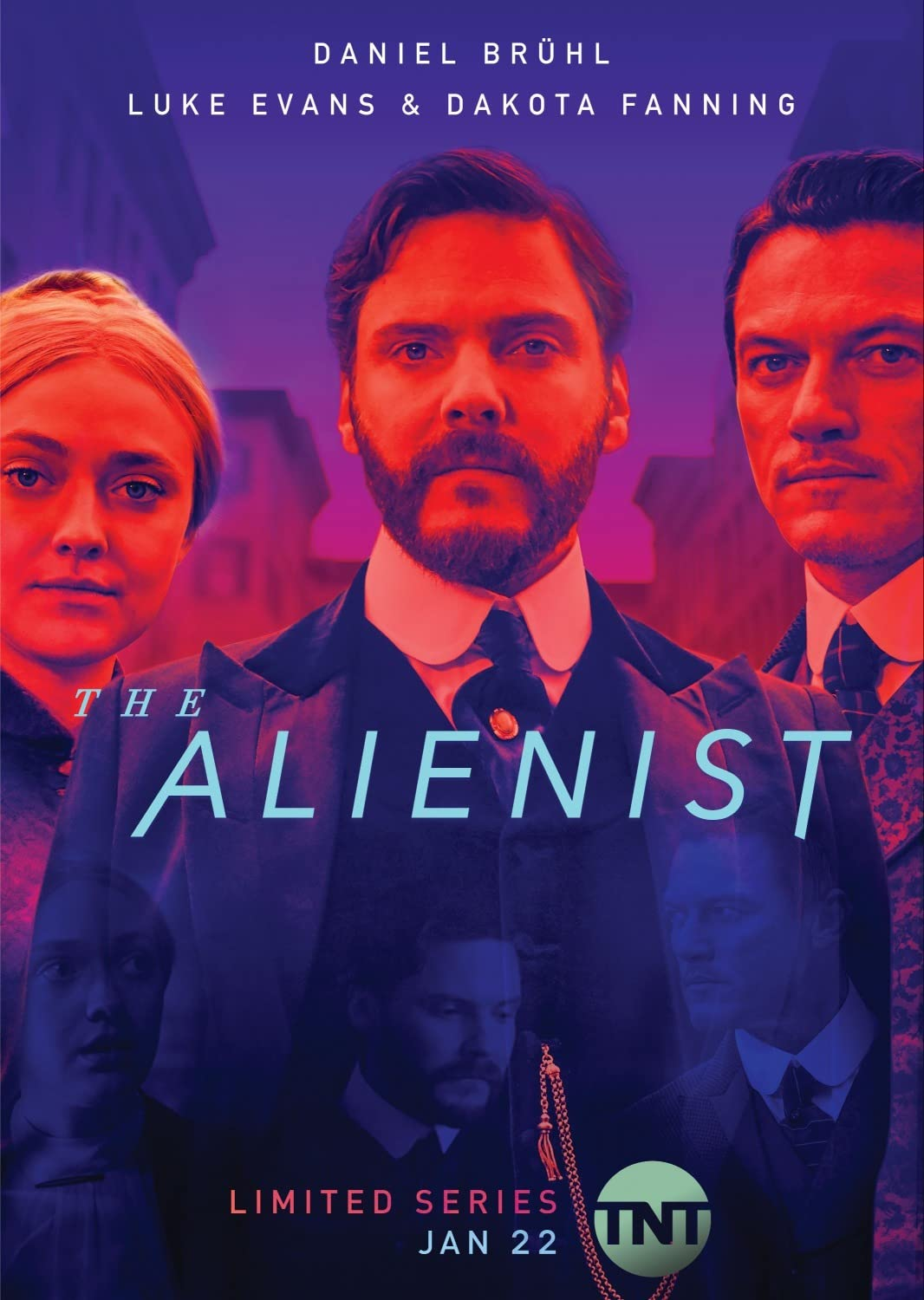The Alienist (2020) Dual Audio [Hindi – English] NF WEB-DL x265 AAC MSub