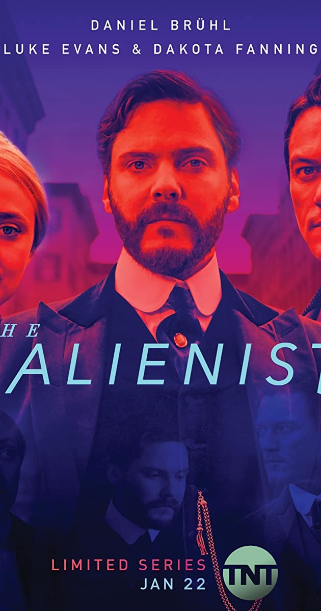 Download The Alienist or watch streaming online complete episodes of  Season 2 in HD 720p 1080p using torrent