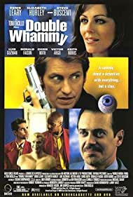 Steve Buscemi, Elizabeth Hurley, Denis Leary, Donald Faison, and Keith Nobbs in Double Whammy (2001)