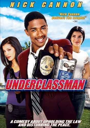 Kelly Hu, Nick Cannon, and Roselyn Sanchez in Underclassman (2005)
