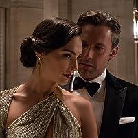 Ben Affleck and Gal Gadot in Batman v Superman: Dawn of Justice (2016)