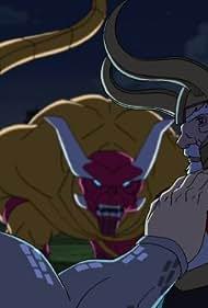 Frank Welker and Travis Willingham in Avengers Assemble (2012)
