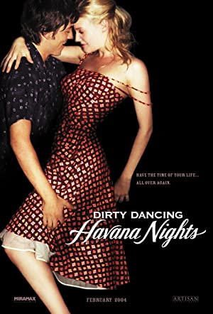 Dirty Dancing: Havana Nights Poster Image