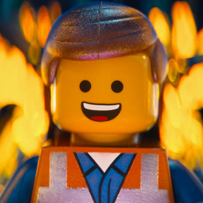 Chris Pratt in The Lego Movie (2014)