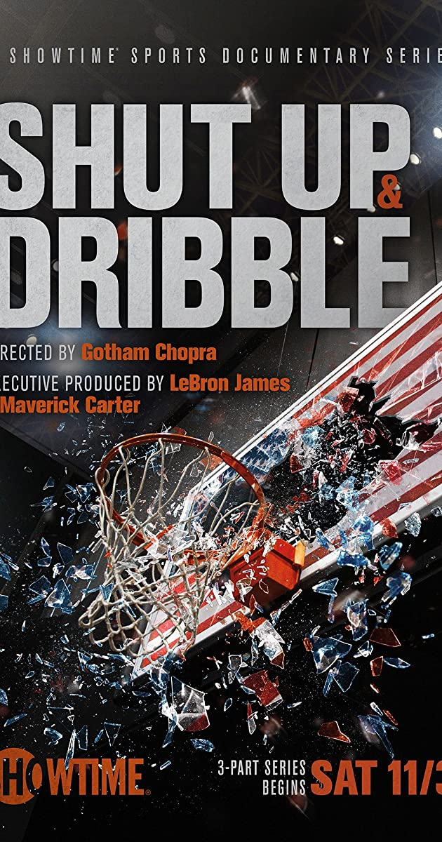 descarga gratis la Temporada 1 de Shut Up and Dribble o transmite Capitulo episodios completos en HD 720p 1080p con torrent