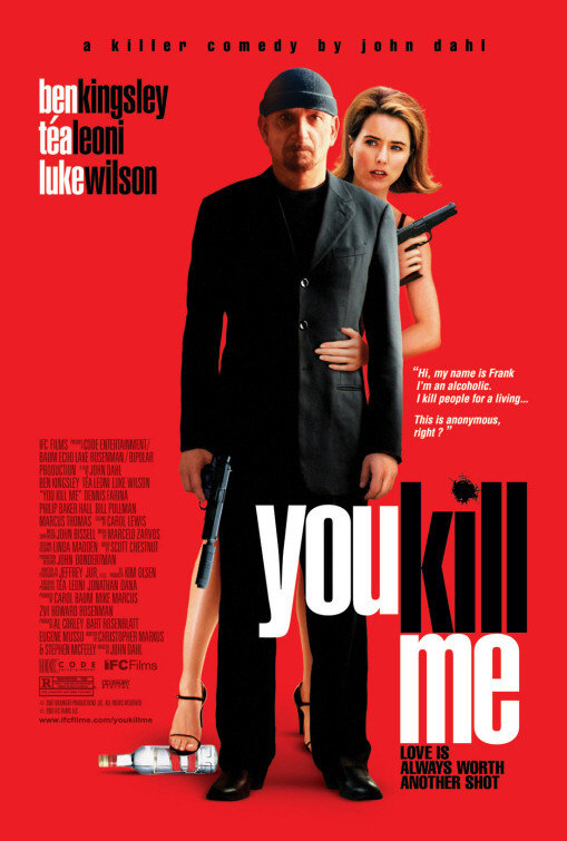 Téa Leoni and Ben Kingsley in You Kill Me (2007)