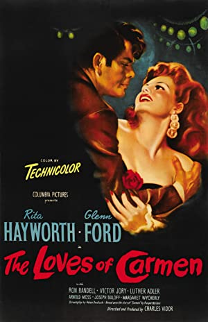 The Loves Of Carmen full movie streaming