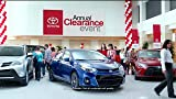 Toyota Annual Clearance Event - Commercial