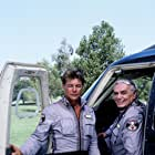 """Airwolf"" Jan Michael Vincent, Ernest Borgnine"