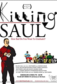 Killing Saul Poster