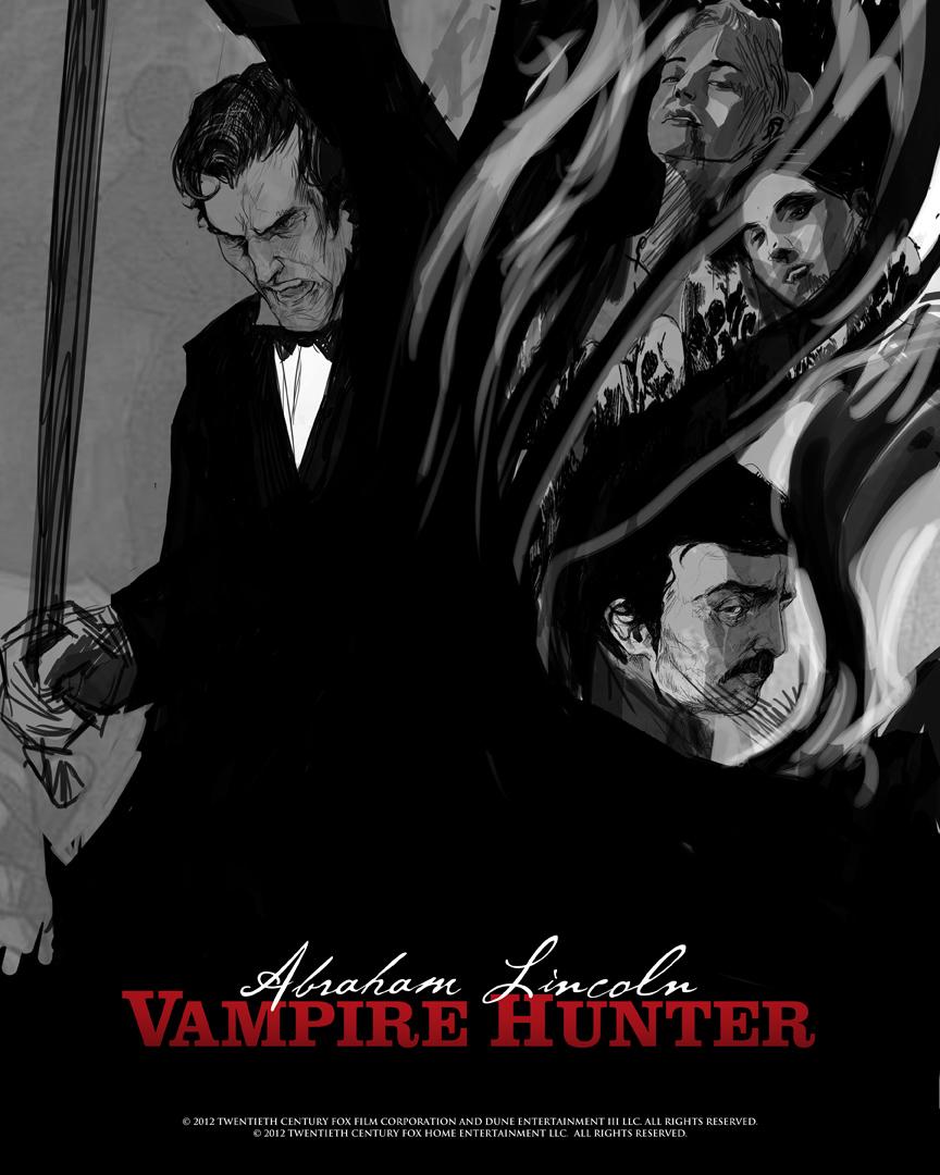 Abraham Lincoln Vampire Hunter The Great Calamity Video 2012 Imdb
