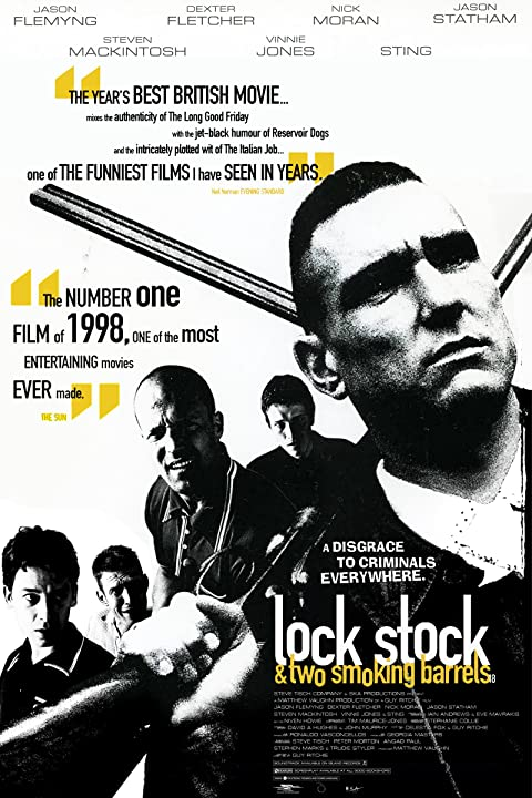 Lock, Stock and Two Smoking Barrels【1.64G】
