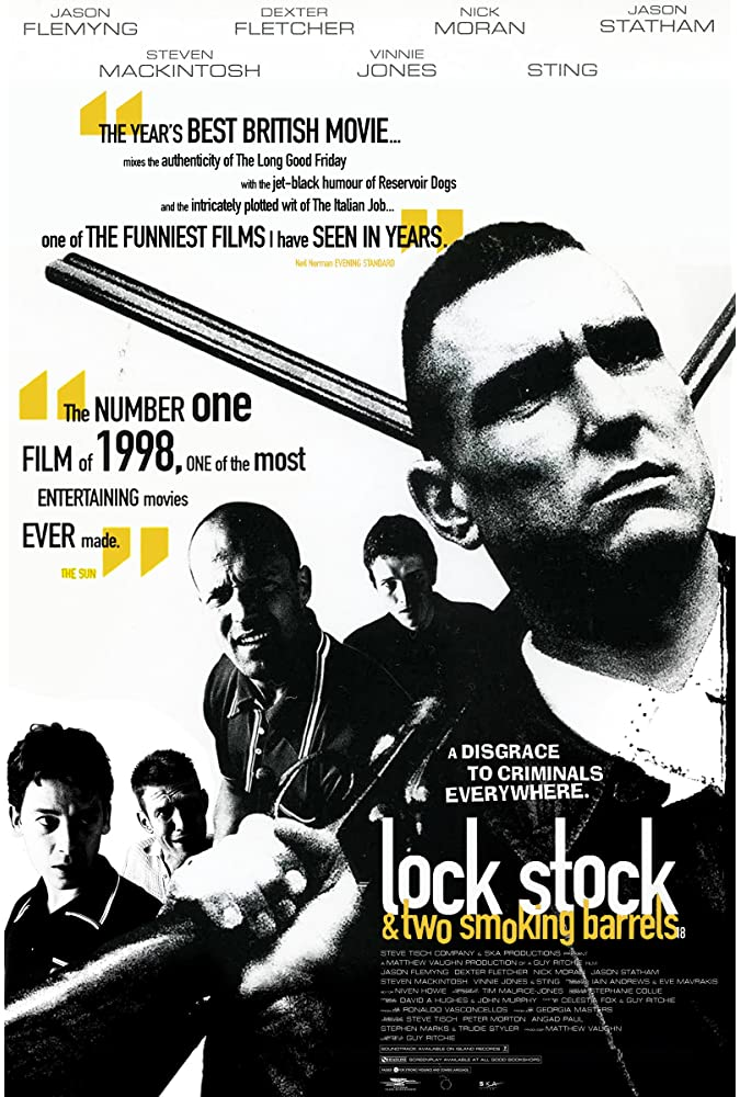Lock, Stock and Two Smoking Barrels(1998)
