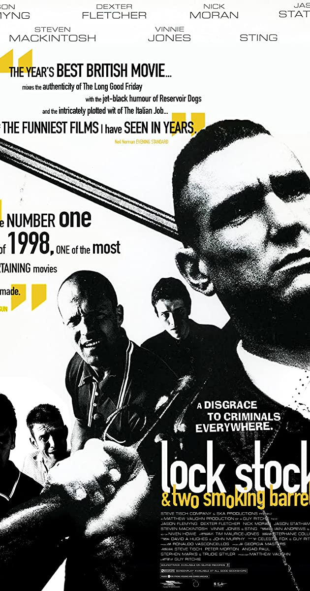 Lock Stock And Two Smoking Barrels Soundtrack
