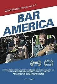 Bar America Poster