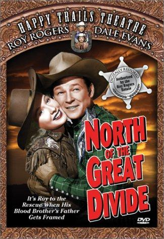 Roy Rogers and Penny Edwards in North of the Great Divide (1950)