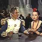 Sara Montiel and Amedeo Nazzari in Carmen la de Ronda (1959)