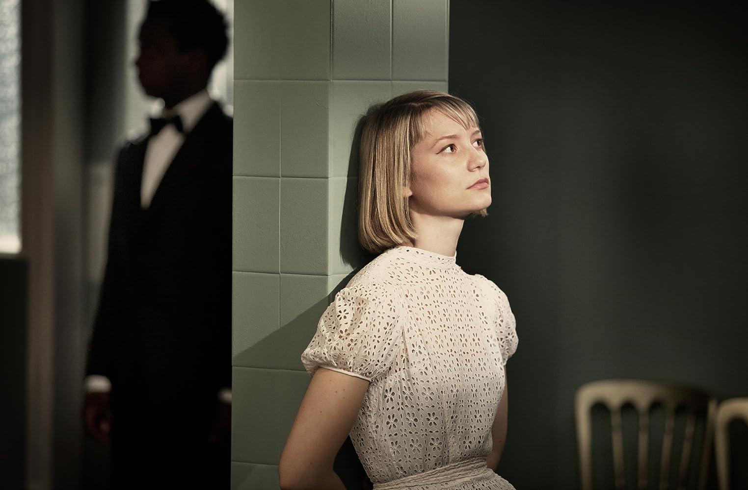 Mia Wasikowska in The Double (2013)