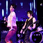 Joan Jett and Kathleen Hanna at an event for Bad Reputation (2018)