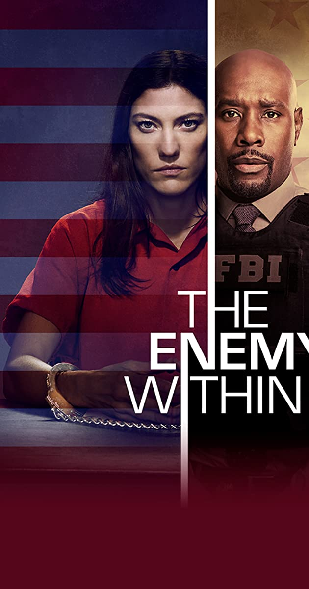 Download The Enemy Within or watch streaming online complete episodes of  Season 1 in HD 720p 1080p using torrent