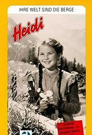Heidi(1952) Poster - Movie Forum, Cast, Reviews