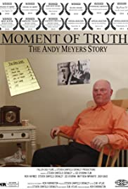 Moment of Truth: The Andy Meyers Story Poster