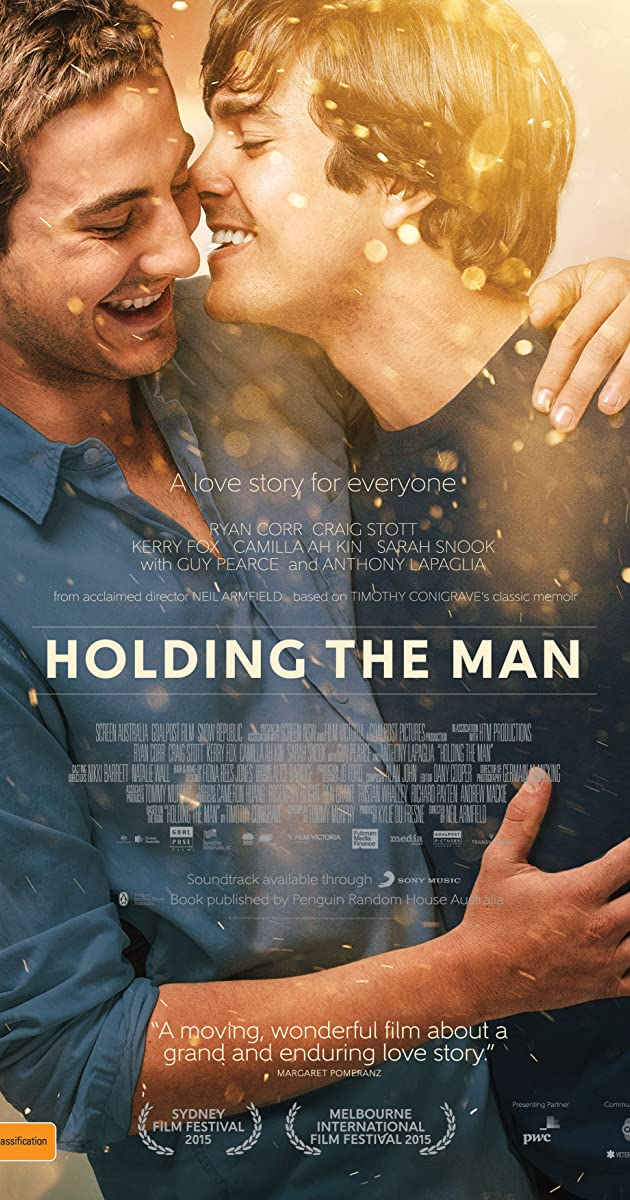 Subtitle of Holding the Man